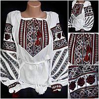 Блуза с вышивкой Подольский Танец