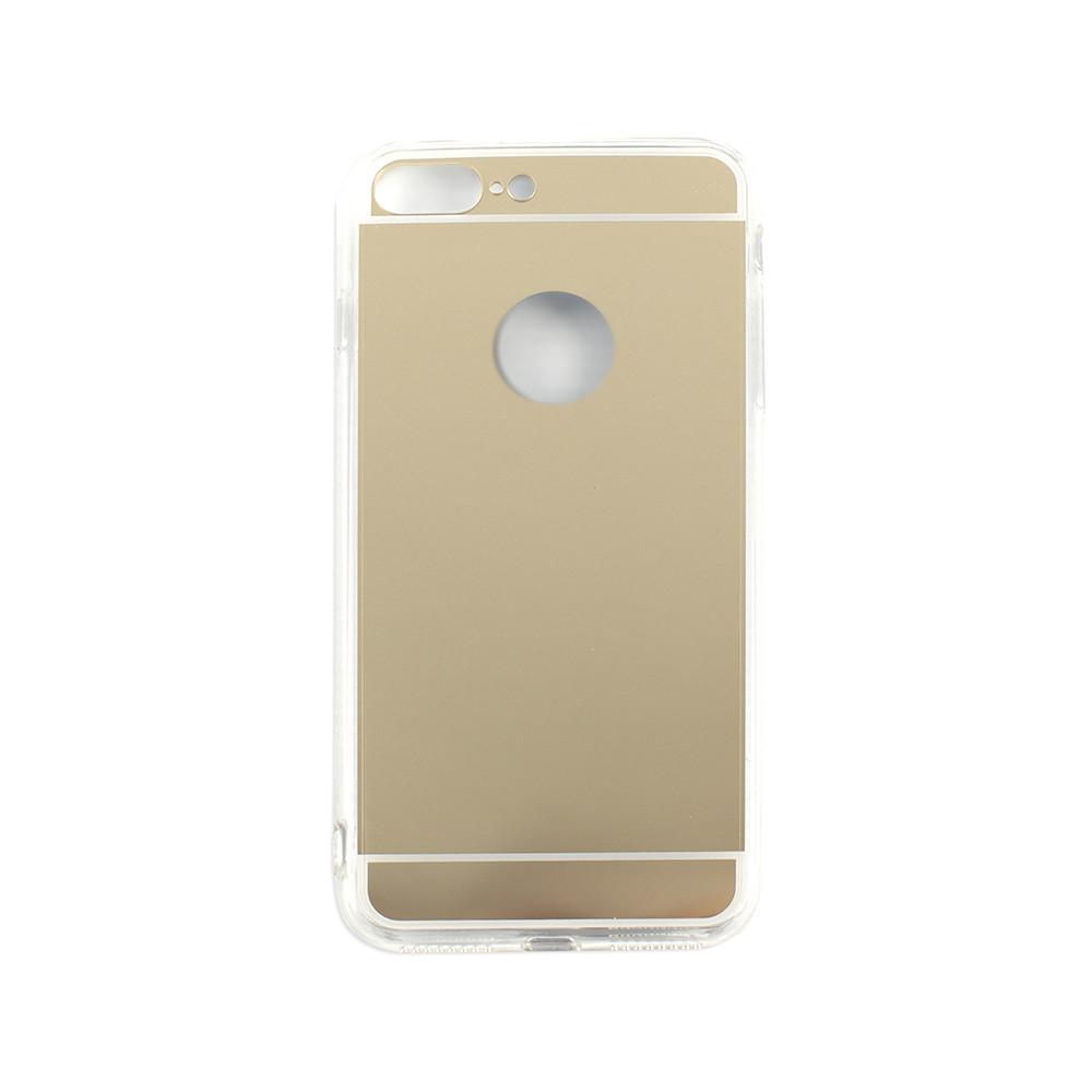 Силиконовый чехол Ytech для iPhone 7 Plus White-gold