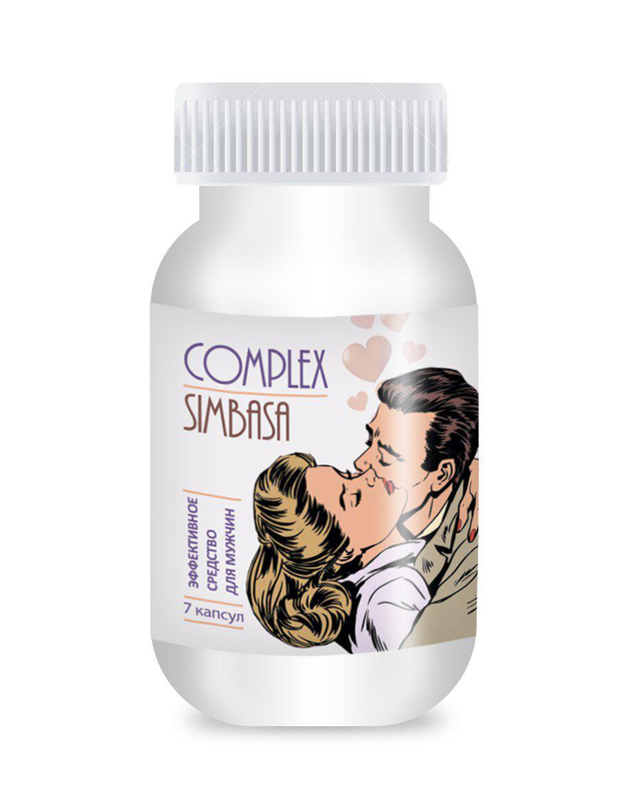 Complex Simbasa (Комплекс Симбаса) - капсулы для потеции и либидо