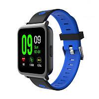 Умные часы Smart Watch SN10 Blue (SWSN10B)