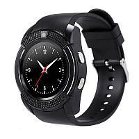 Умные часы Smart Watch V8 Black (SWV8BL), фото 1
