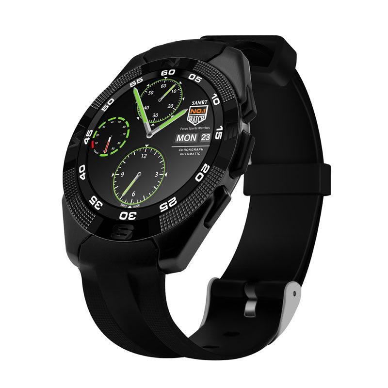 Умные часы  Smart Watch G5 Black (SWG5BL)