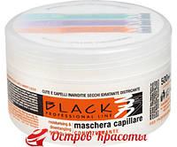 Маска-кондиционер для волос Увлажняющая Detangling Black Professional, 500 мл