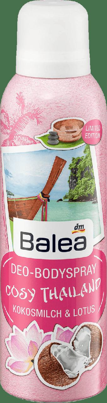 Дезодорант аэрозольный Balea Cosy Thailand, фото 1