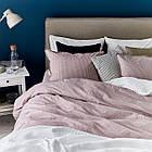 IKEA BERGPALM Комплект постельного белья, розовый, полосатый  (804.232.32), фото 2
