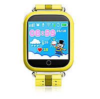 Детские смарт-часы BABYGPS Q100S Original Оранжевые (BABYGPSQ100SBL Orange)