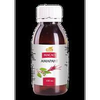 Масло Амарант - масло холодного отжима (100мл.,Биола,Украина)