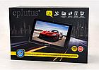 "Навигатор с видеорегистратором и антирадаром на Android Eplutus GR-71 (7""/ RAM 512 Mb), фото 5"
