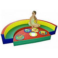 Детский игровой диван Дидактика