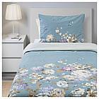 IKEA KRYPVIVA Комплект постельного белья, серый  (504.483.71), фото 2