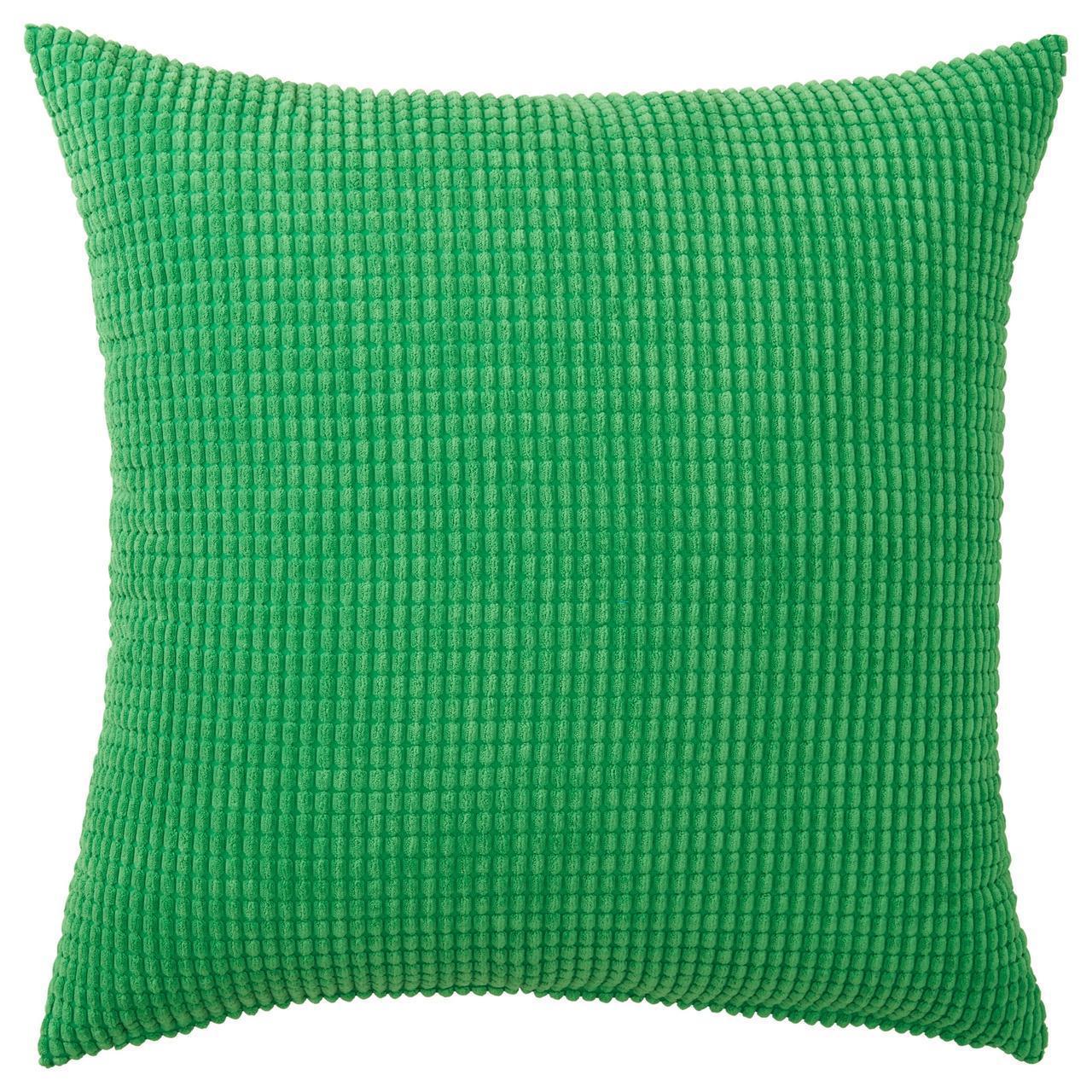 IKEA GULLKLOCKA Наволочка на декоративную подушку, зеленый  (403.166.82)