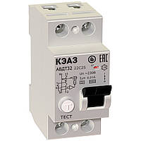 АВДТ32 Автоматические выключатели дифференциального тока на токи до 63А (Укр)