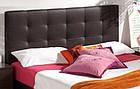 """Двухспальная кровать """"Орео"""" с оббивкой от производителя, фото 4"""