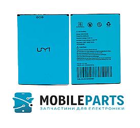 Оригинальный аккумулятор АКБ (Батарея) для Umi Rome X (Li-ion 3.8V 2500mAh)
