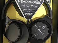 Bluetooth гарнитура Gelius Pro Crossfire P37 black