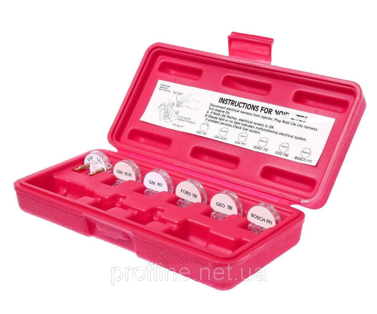Набор для проверки сигналов электронного впрыска  1009 JTC