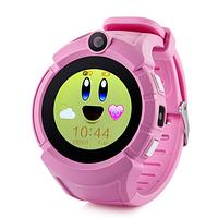 Детские смарт-часы BABYGPS Q610S Original Розовые (BABYGPS610BL Pink), фото 1