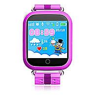 Детские смарт-часы BABYGPS Q100S Original Розовые (BABYGPSQ100SBL Pink), фото 1