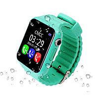 Детские смарт-часы BABYGPS V7K Original Зеленые (BABYGPSV7KBL Green), фото 1