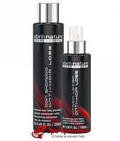 Набор против выпадения волос Plus: шампунь, лосьон Fepean 2000 Anti-hair Loss Kit Abril Et Nature