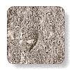 Колотый блок - 4 колотые стороны 300х250х150, серый, Авеню