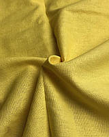 Лен (натуральный) желтый