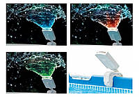 Intex 28089, фонтан для бассейнов с подсветкой воды, фото 1