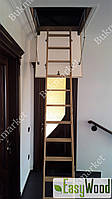 Чердачная лестница  Easywood Termo Mini 90x60, 90x70, 90x80, 90x90, 100x60, 100x70, 100x80, 100x90
