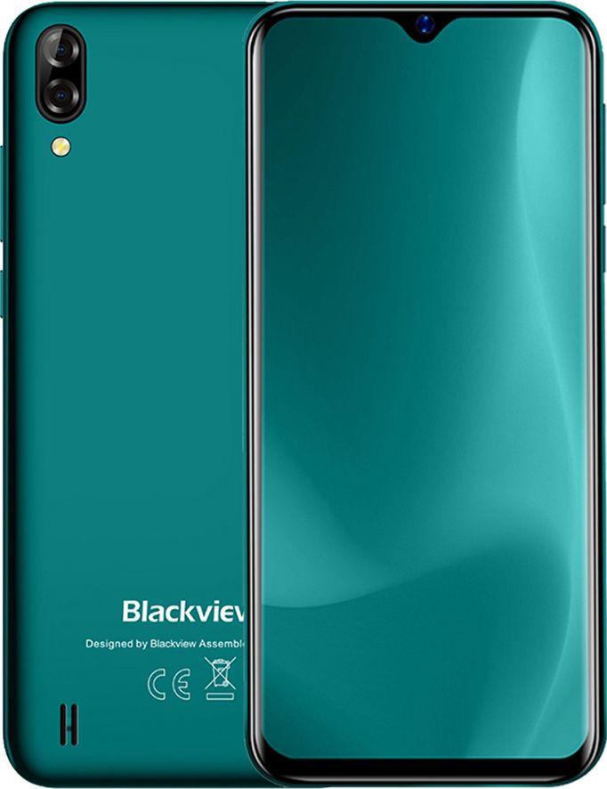 Blackview A60 1/16Gb Green Гарантия 1 год
