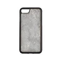 Чехол Organic TPU Gray Mountain Натуральный Камень для Apple iPhone 7 Plus/8 Plus Grey (ORG-007-8)
