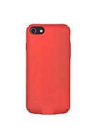 Чехол-приемник Modern Technology WR48 Qi для iPhone 6/6s/7 для беспроводной зарядки Красный (WR48R), фото 1