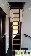 Чердачная лестница  Easywood ECO  Long (340 см) 110x60, 110x70, 110x80, 110x90