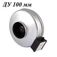 Канальный вентилятор Турбовент ВК 100  для круглых воздуховодов