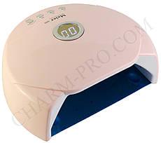 Meier 300 УФ-LED Лампа (Светло-розовая)