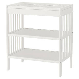 IKEA GULLIVER Пеленальный столик, белый  (203.070.37)