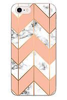 Чехол Print fashion для iPhone 7 с принтом Полосы (r_i93)