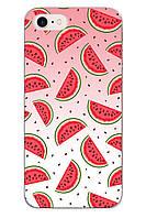 Чехол Print fashion для iPhone 7 с принтом Арбуз (r_i108)