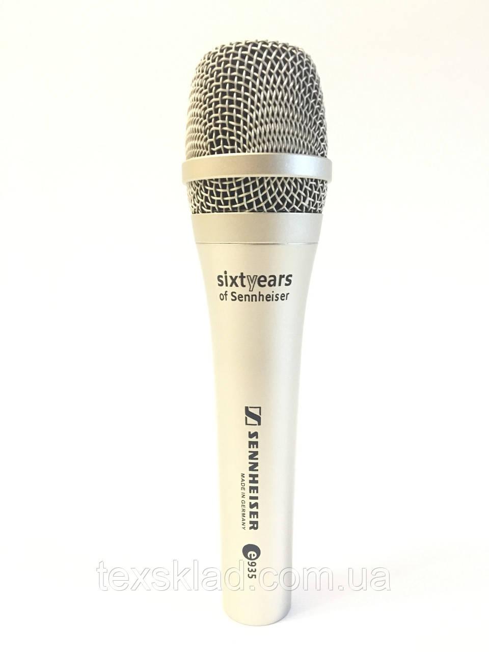 Микрофон вокальный проводной Sennhaiser E935