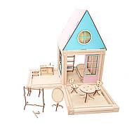 Магнитный деревянный конструктор Woodyco Mini 51 деталь (75555), фото 1