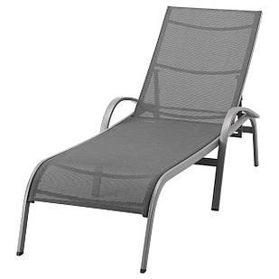 IKEA TORHOLMEN Шезлонг, серый  (203.123.26)