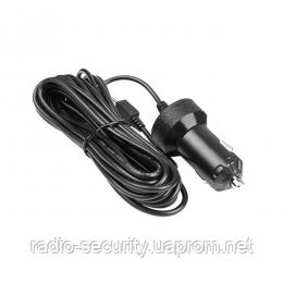 Автомобільний зарядний пристрій для нагрудних відеореєстраторів Mini USB