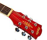 "Гітара акустична EQUITES WKL 01 RDS 41"", фото 4"