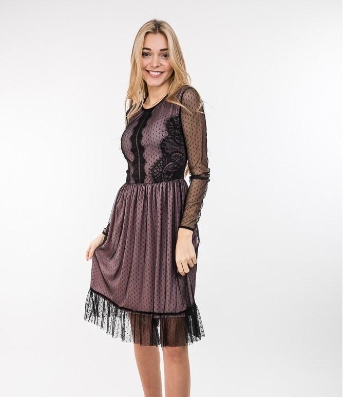 платье сетка купить в интернет магазине
