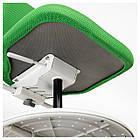 IKEA VIMUND Детский рабочий стул, ярко-зеленый  (503.086.67), фото 4
