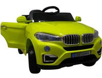 Электромобиль детский Cabrio B12 с колёсами EVA ( електромобіль дитячий )