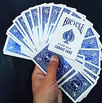 Карты игральные | Bicycle MetalLuxe Cobalt, фото 3