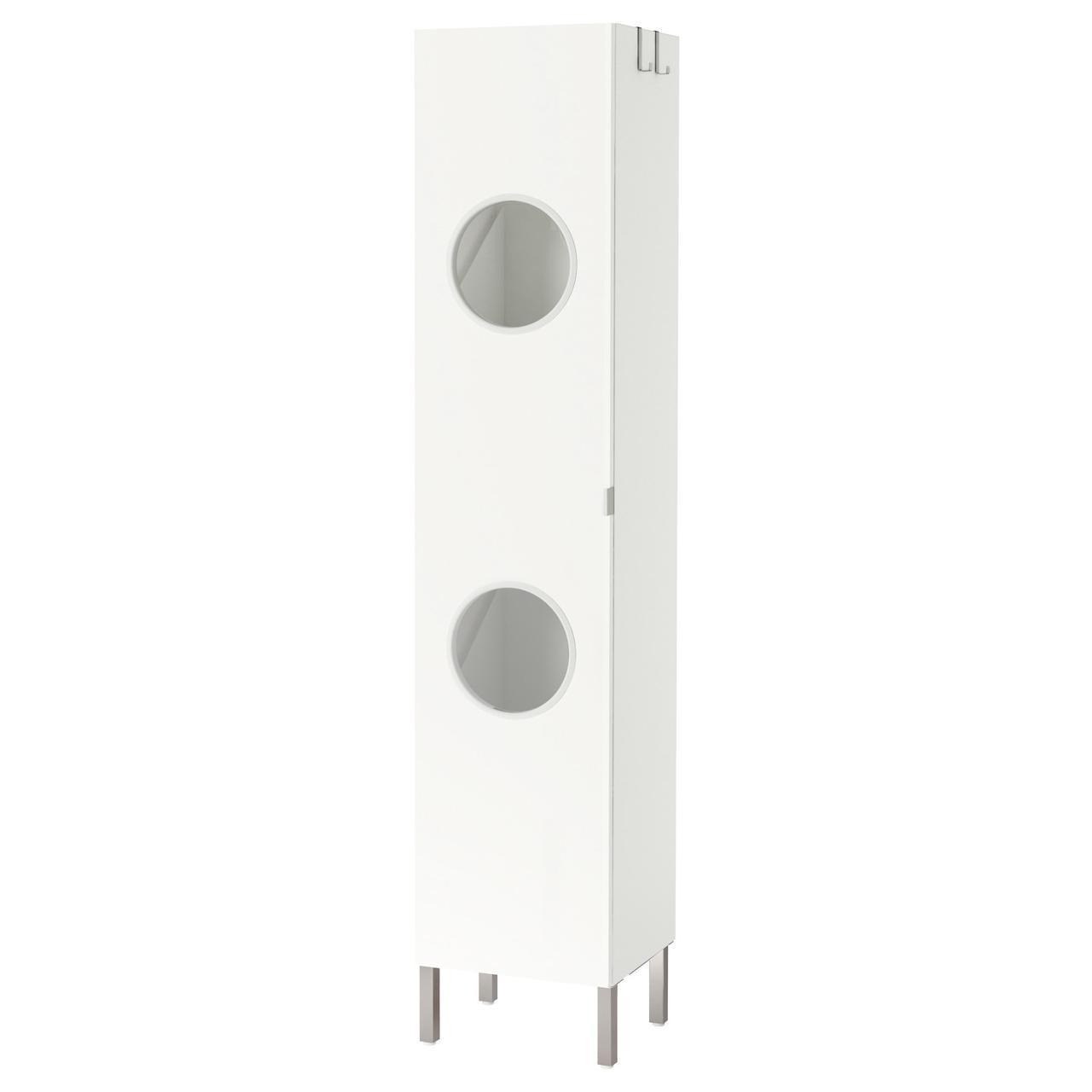 IKEA LILLANGEN Шкаф для корзины для белья, белый  (691.553.77)