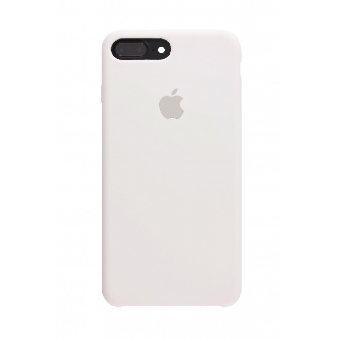 Панель Silicone Case для iPhone 7 Plus/8 Plus White (13 304)