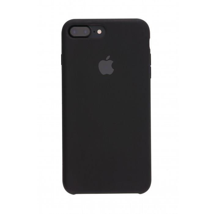 Панель Silicone Case для iPhone 7 Plus/8 Plus Black (13330)