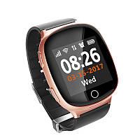 Смарт-часы Smart Watch D100 Gold (777029051)